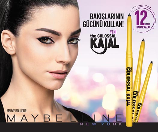 Maybelline The Colossal Kajal Göz Kalemi